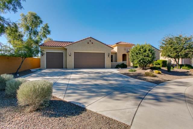 20350 N 268 Drive, Buckeye, AZ 85396 (MLS #6024172) :: The Kenny Klaus Team