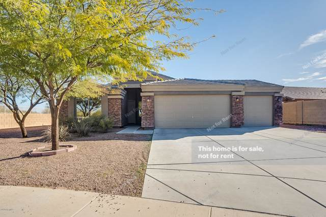 2270 N Magdelena Place, Casa Grande, AZ 85122 (MLS #6024179) :: The Kenny Klaus Team