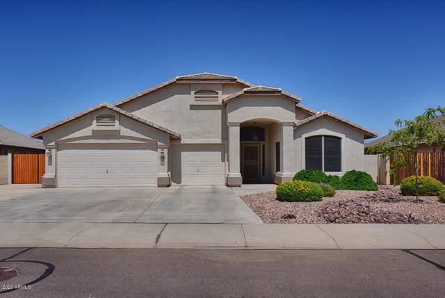 22780 N 103 Lane Lane, Peoria, AZ 85383 (MLS #6024193) :: The Kenny Klaus Team
