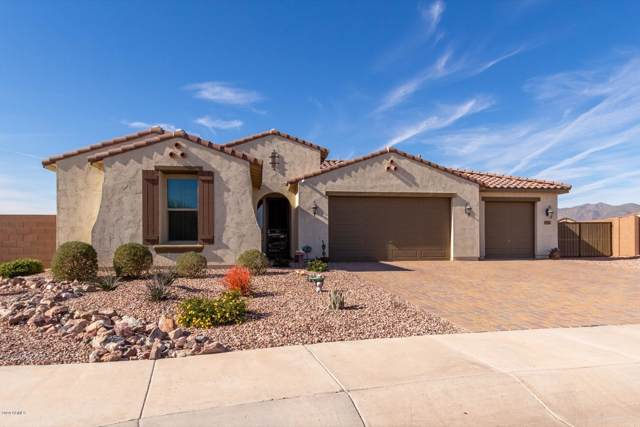 4706 N 184TH Lane, Goodyear, AZ 85395 (MLS #6024196) :: The Kenny Klaus Team