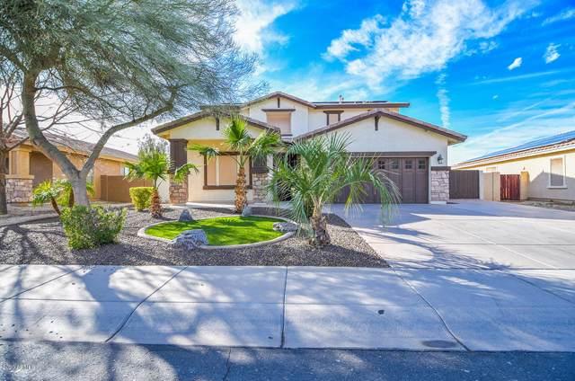 1781 N Hester Trail, Casa Grande, AZ 85122 (MLS #6024197) :: The Kenny Klaus Team
