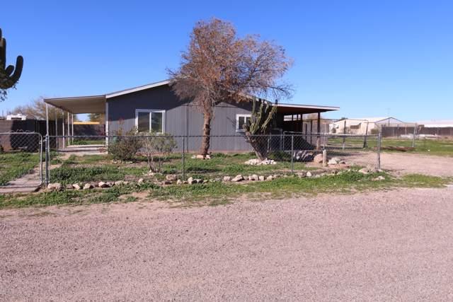 10924 N Grand Canyon Boulevard, Casa Grande, AZ 85122 (MLS #6024202) :: The Kenny Klaus Team
