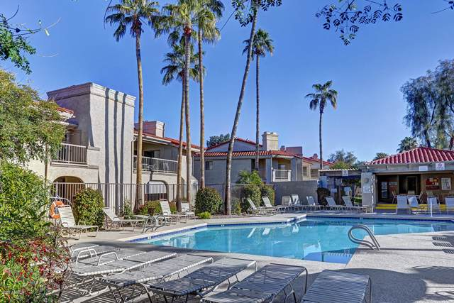 9460 E Mission Lane #112, Scottsdale, AZ 85258 (MLS #6024219) :: The Everest Team at eXp Realty