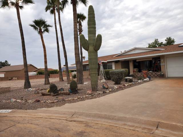 14180 S Prestwick Lane, Arizona City, AZ 85123 (MLS #6024222) :: The Kenny Klaus Team