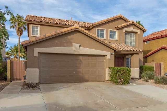 696 E Ivanhoe Street, Chandler, AZ 85225 (MLS #6024228) :: The Kenny Klaus Team