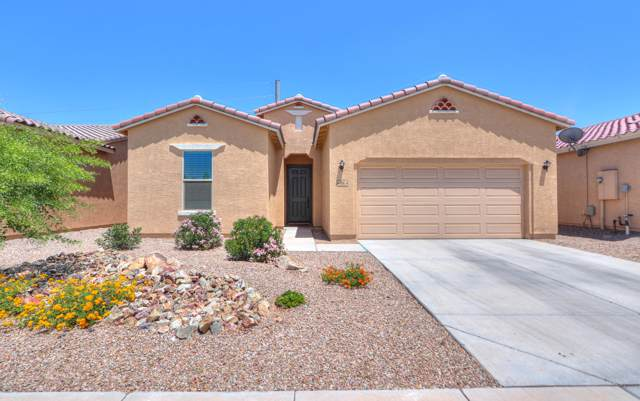 194 N Agua Fria Lane, Casa Grande, AZ 85194 (MLS #6024258) :: The Kenny Klaus Team