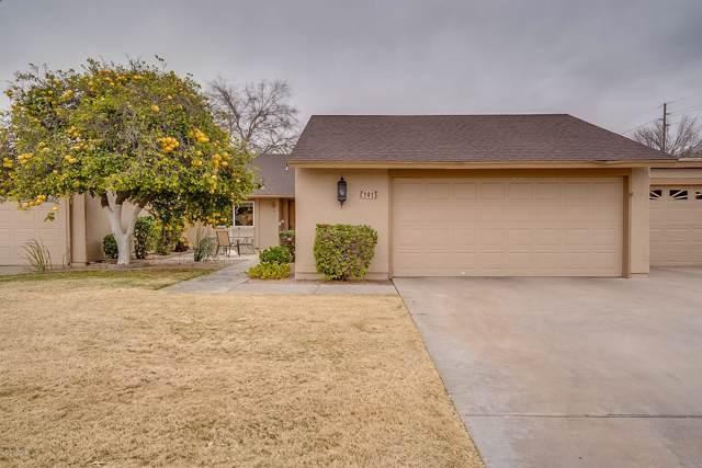 191 Leisure World, Mesa, AZ 85206 (MLS #6024268) :: CC & Co. Real Estate Team