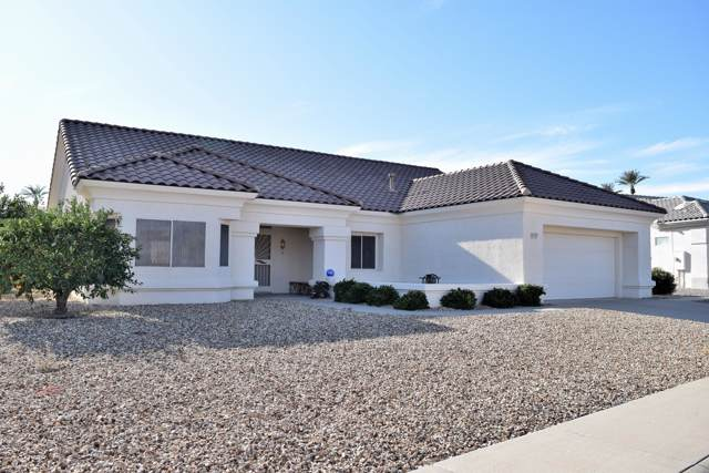22102 N Acapulco Drive, Sun City West, AZ 85375 (MLS #6024290) :: Long Realty West Valley