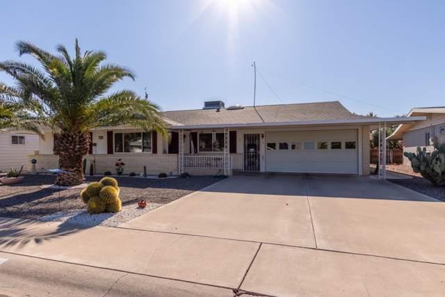 10331 W Cheryl Drive, Sun City, AZ 85351 (MLS #6024307) :: The Kenny Klaus Team