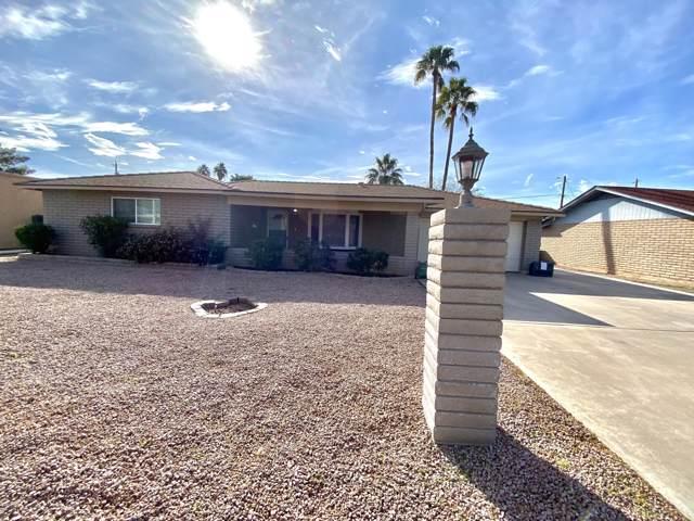 583 W Gail Drive, Chandler, AZ 85225 (MLS #6024315) :: The Kenny Klaus Team