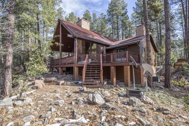 252 N Tonto Rim Ranch Road, Payson, AZ 85541 (MLS #6024324) :: The Property Partners at eXp Realty