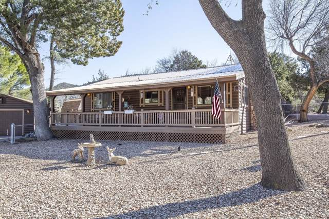 1461 N Beaver Flat Circle, Payson, AZ 85541 (MLS #6024331) :: The Property Partners at eXp Realty