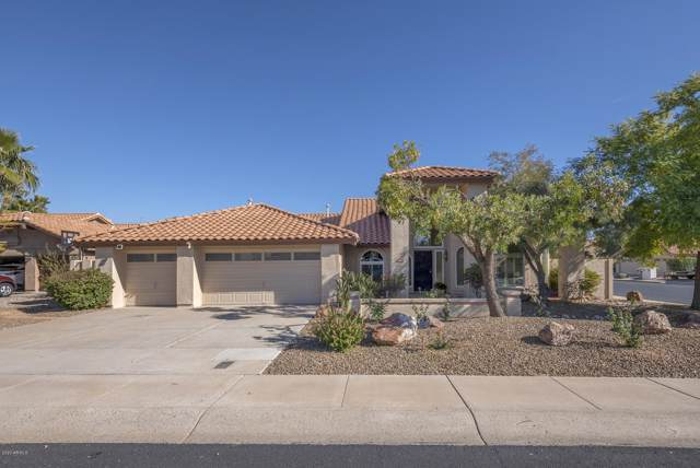 17801 N 55TH Place, Scottsdale, AZ 85254 (MLS #6024362) :: Openshaw Real Estate Group in partnership with The Jesse Herfel Real Estate Group