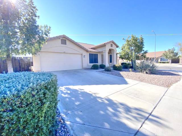11215 E Dover Street, Mesa, AZ 85207 (MLS #6024373) :: Devor Real Estate Associates