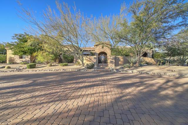 8664 E Chama Road, Scottsdale, AZ 85255 (MLS #6024387) :: The W Group