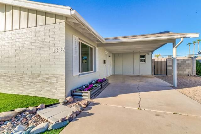 1332 E Broadmor Drive, Tempe, AZ 85282 (MLS #6024399) :: Homehelper Consultants