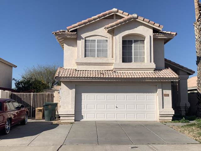2608 S 156TH Avenue, Goodyear, AZ 85338 (MLS #6024404) :: Team Wilson Real Estate