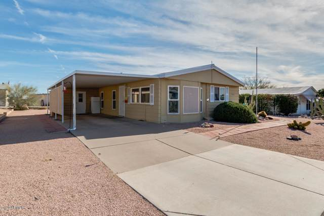 3823 N South Dakota Avenue, Florence, AZ 85132 (MLS #6024457) :: Arizona Home Group