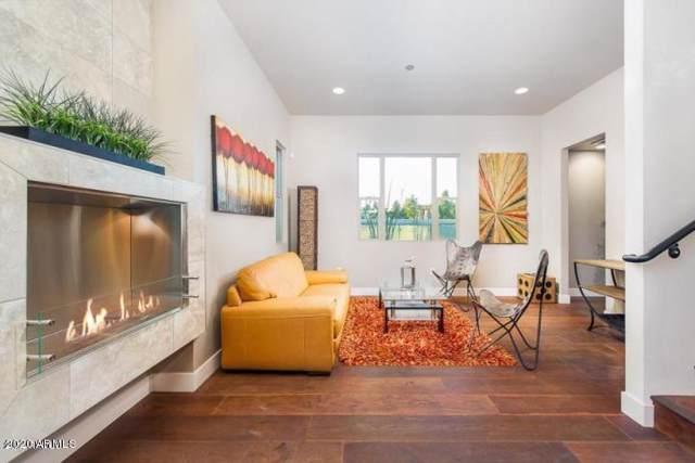 1106 E Weber Drive #1036, Tempe, AZ 85281 (MLS #6024459) :: Lux Home Group at  Keller Williams Realty Phoenix