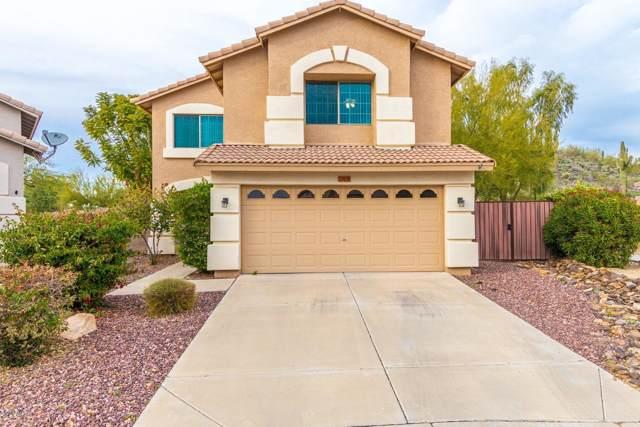 23226 N 23RD Place, Phoenix, AZ 85024 (MLS #6024474) :: The W Group
