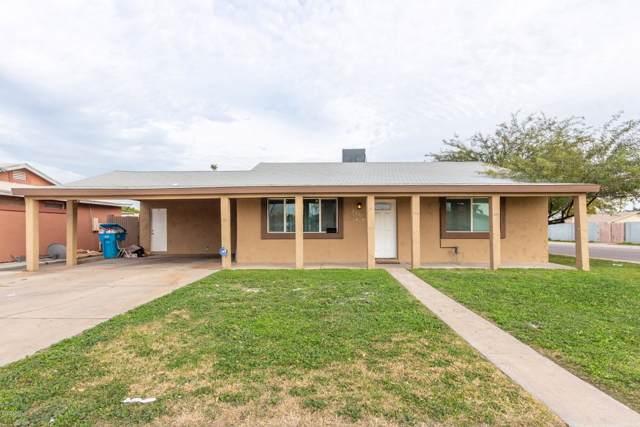 2201 N 59TH Avenue, Phoenix, AZ 85035 (MLS #6024499) :: The Kenny Klaus Team