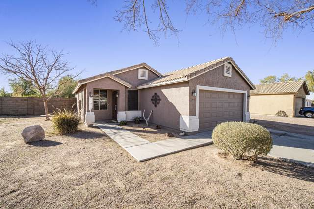 1195 W 3RD Avenue, Apache Junction, AZ 85120 (MLS #6024506) :: Riddle Realty Group - Keller Williams Arizona Realty