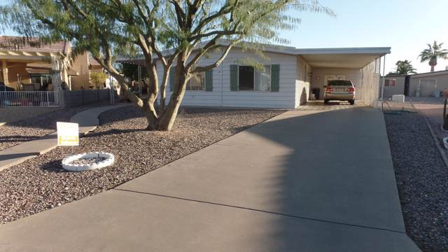 2136 N Rosburg Drive, Mesa, AZ 85213 (MLS #6024507) :: The Kenny Klaus Team