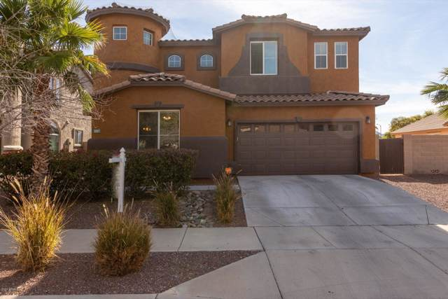 2027 W Darrel Road, Phoenix, AZ 85041 (MLS #6024520) :: Lifestyle Partners Team