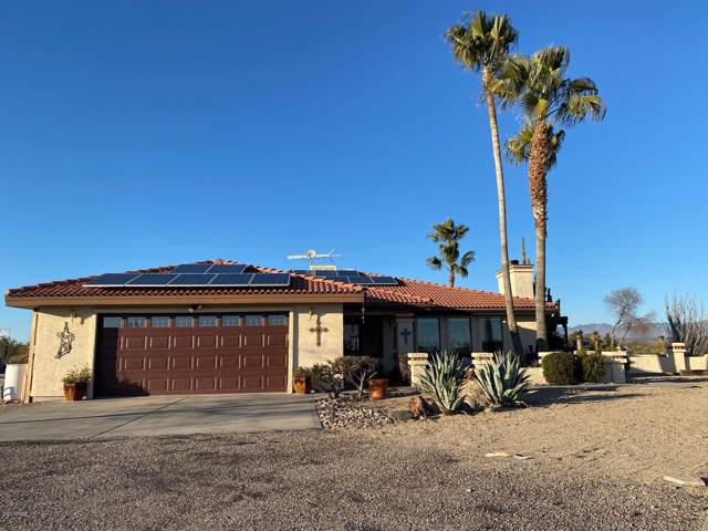 55459 N 328th Avenue, Wickenburg, AZ 85390 (MLS #6024524) :: The Kenny Klaus Team