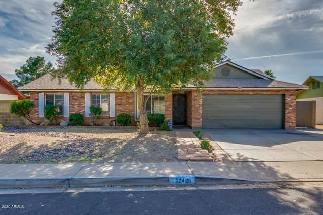2425 E Capri Avenue, Mesa, AZ 85204 (MLS #6024534) :: The Kenny Klaus Team