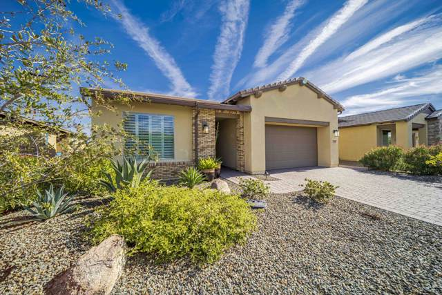 3705 Ridgeview Terrace, Wickenburg, AZ 85390 (MLS #6024538) :: The Kenny Klaus Team
