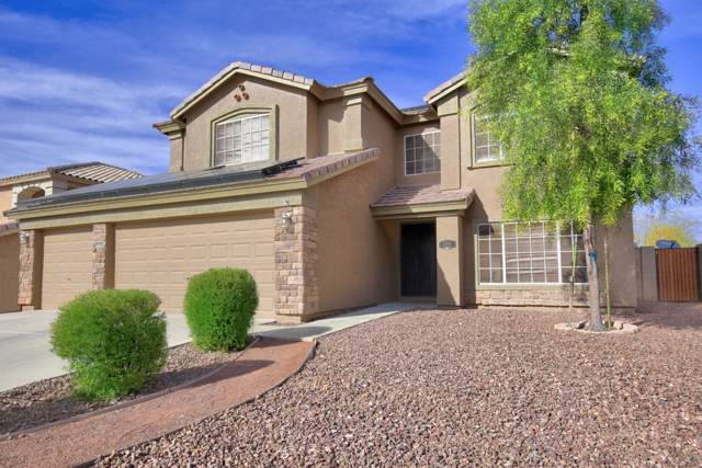 22038 W Morning Glory Street, Buckeye, AZ 85326 (MLS #6024550) :: The W Group