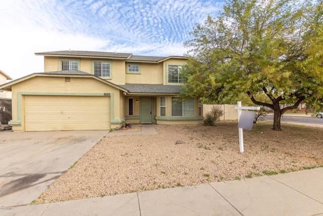 8620 W Cypress Street, Phoenix, AZ 85037 (MLS #6024556) :: Revelation Real Estate