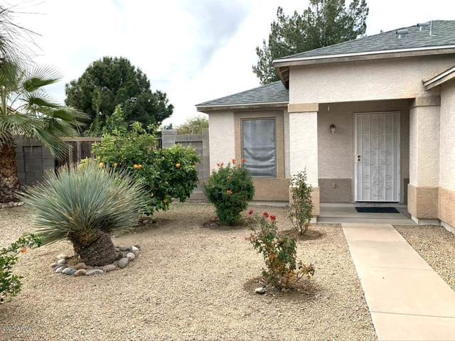 12608 N Main Street, El Mirage, AZ 85335 (MLS #6024566) :: The Kenny Klaus Team