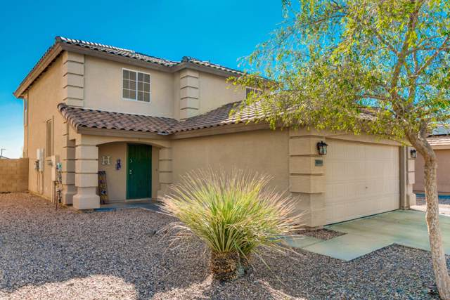 22281 W Mesquite Drive, Buckeye, AZ 85326 (MLS #6024572) :: The W Group