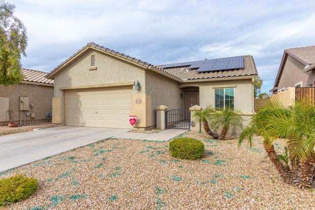 19220 W Woodlands Avenue, Buckeye, AZ 85326 (MLS #6024586) :: Long Realty West Valley