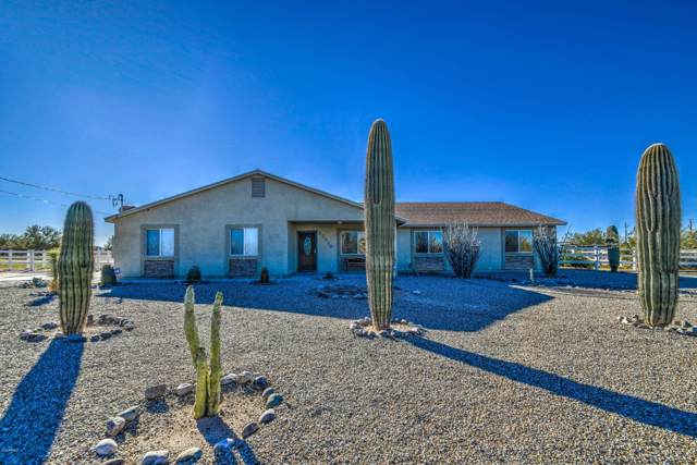 23215 E Eagleclaw Road, Florence, AZ 85132 (MLS #6024603) :: Arizona Home Group