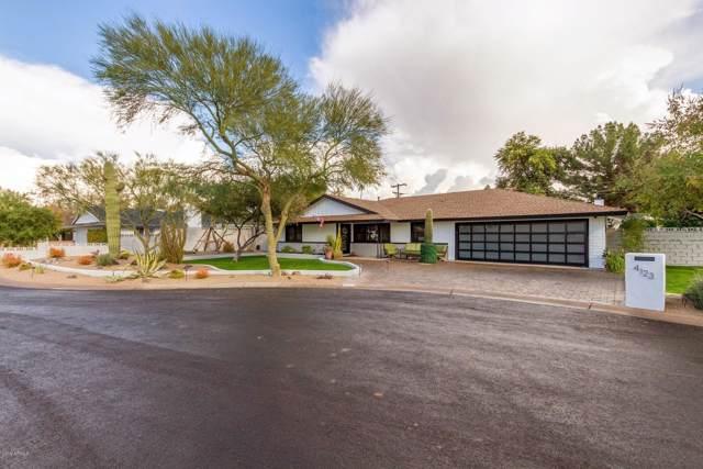 4123 N 66TH Place, Scottsdale, AZ 85251 (MLS #6024620) :: The Kenny Klaus Team