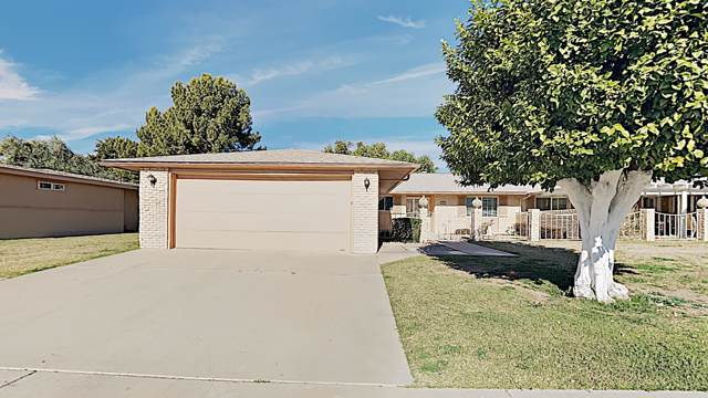10405 W Roundelay Circle, Sun City, AZ 85351 (MLS #6024627) :: Dave Fernandez Team | HomeSmart