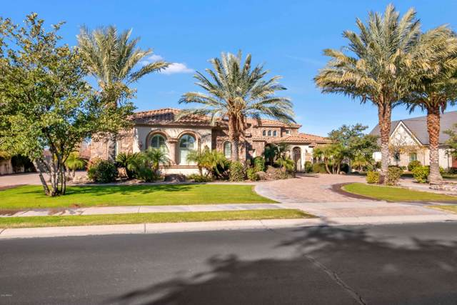 6910 S Star Drive, Gilbert, AZ 85298 (MLS #6024659) :: Openshaw Real Estate Group in partnership with The Jesse Herfel Real Estate Group