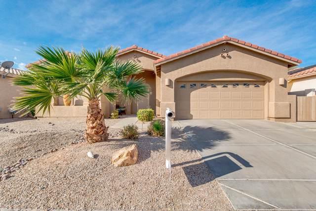 24910 S Glenburn Drive, Sun Lakes, AZ 85248 (MLS #6024660) :: Brett Tanner Home Selling Team