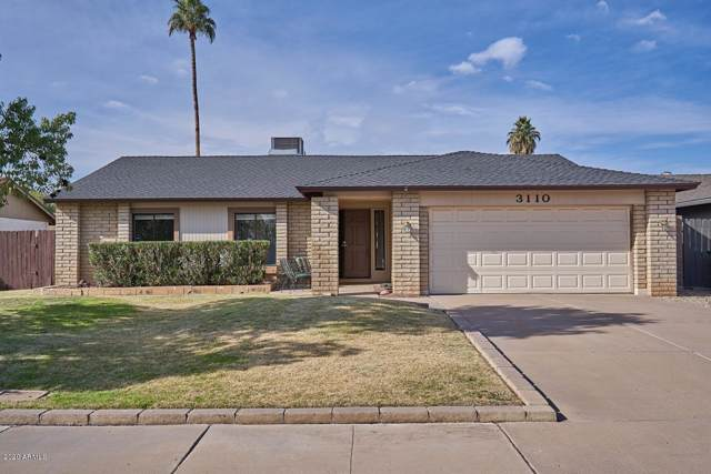 3110 S Extension Road, Mesa, AZ 85210 (MLS #6024662) :: The Kenny Klaus Team