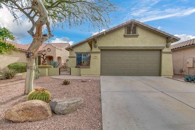 10881 E Peralta Canyon Drive, Gold Canyon, AZ 85118 (MLS #6024666) :: The Kenny Klaus Team
