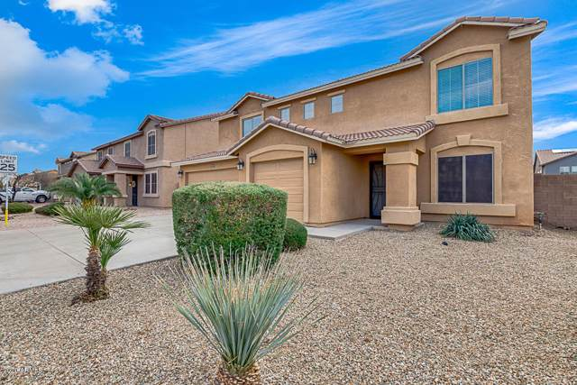 12219 W Monte Lindo Lane, Sun City, AZ 85373 (MLS #6024683) :: The Kenny Klaus Team