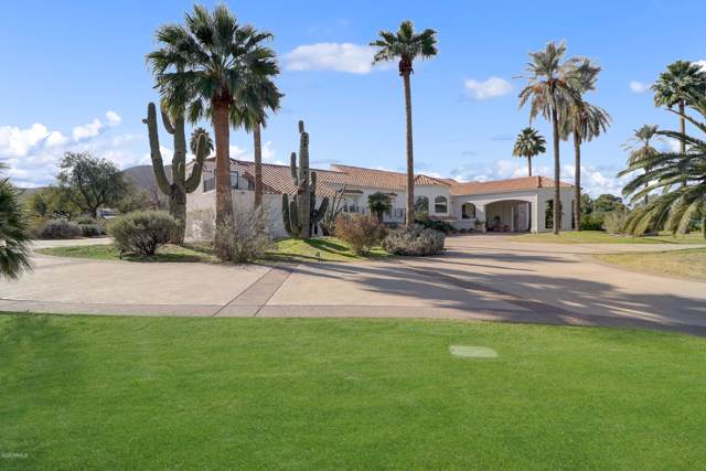 8302 N Sendero Tres M, Paradise Valley, AZ 85253 (MLS #6024706) :: Lux Home Group at  Keller Williams Realty Phoenix