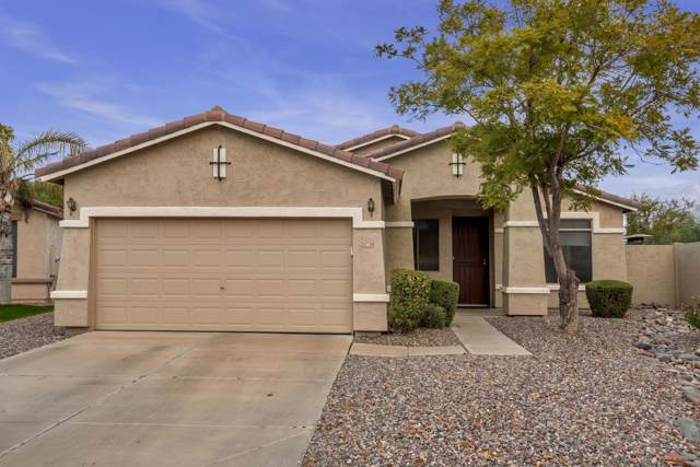 10738 W Citrus Grove Way, Avondale, AZ 85392 (MLS #6024708) :: The Laughton Team