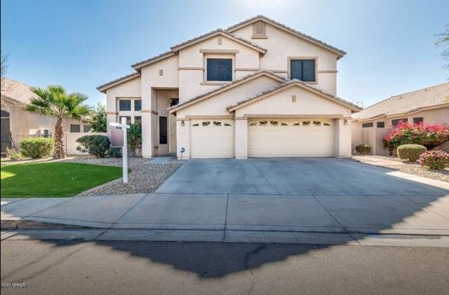 11401 W Cottonwood Lane, Avondale, AZ 85392 (MLS #6024739) :: The Laughton Team