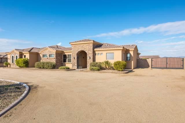 810 W Hidden Valley Drive, Phoenix, AZ 85086 (MLS #6024743) :: The Kenny Klaus Team