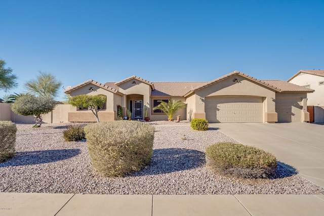 60 E Shire Court, San Tan Valley, AZ 85143 (MLS #6024744) :: The Kenny Klaus Team