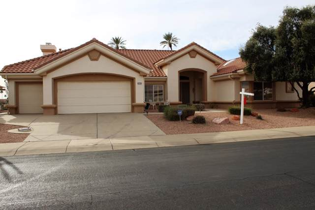 22116 N Golf Club Drive, Sun City West, AZ 85375 (MLS #6024748) :: The Kenny Klaus Team